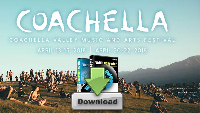 Coachella music festival 2018 Videos (HD MP4) Download Guide