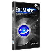 BDmate for Mac