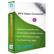 MP4 Video Converter for Mac