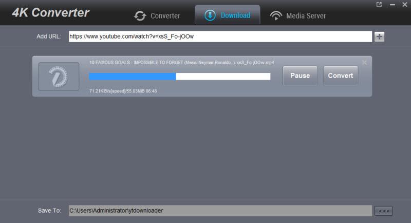 4k video downloader online